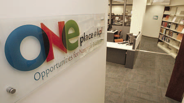 One place logo